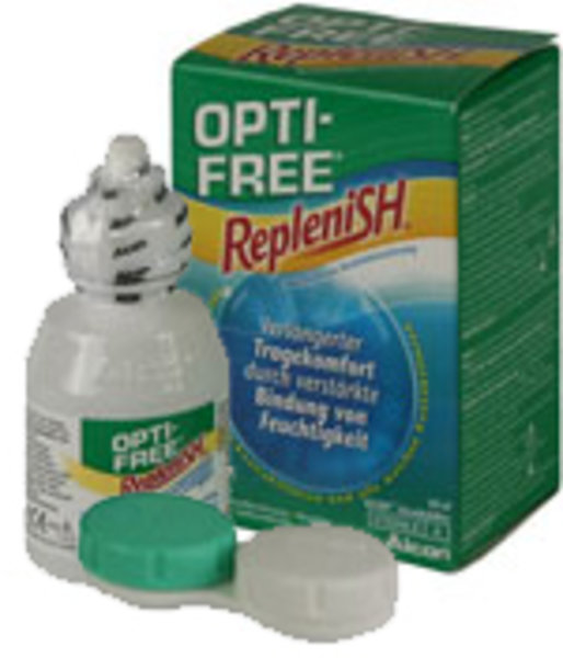 Opti-Free RepleniSH 120 ml - exp.09/2017