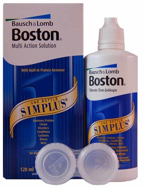 Boston 120 ml s púzdrom