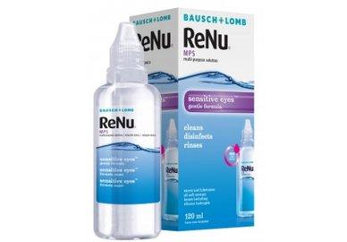 ReNu MPS Sensitive Eyes 120 ml s púzdrom - poškodený obal