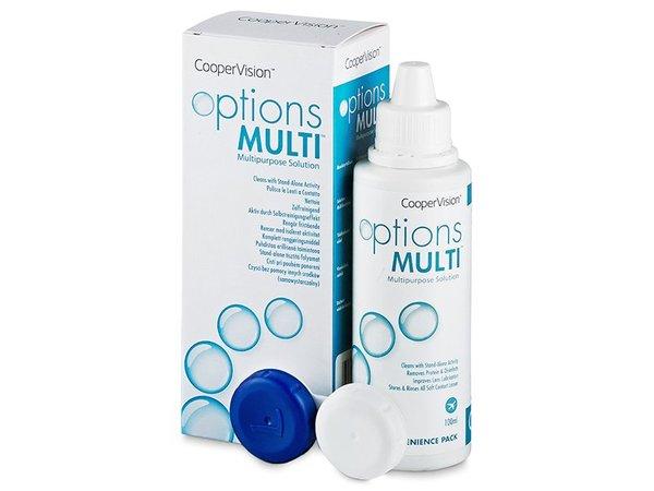 Options Multi 100 ml s púzdrom - poškodený obal