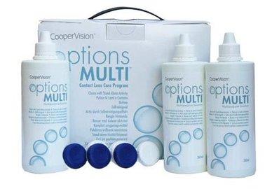 Options Multi 3 x 360 ml s púzdry