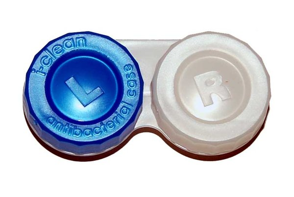 Anti-bakteriálne púzdro - Svetlo-modré