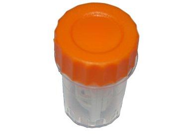 Púzdro barel - Oranžový