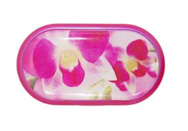 Púzdro so zrkadielkom motív kvety - Dendrobium