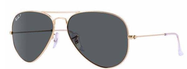 Sluneční brýle Ray Ban RB 3025 001/58 - polarizačný