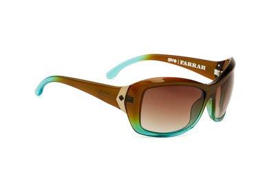 SPY slnečné okuliare Farrah Mint Chip