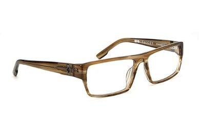 Dioptrické okuliare SPY VAUGHN - Coffee