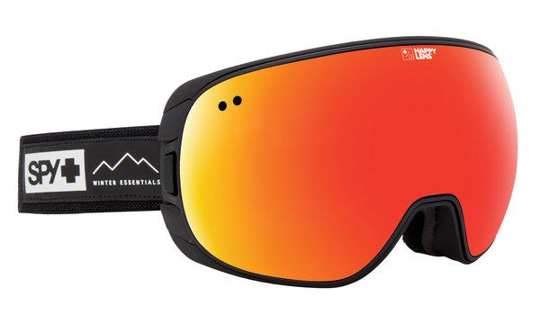 SPY Lyžiarske okuliare DOOM Essential Red