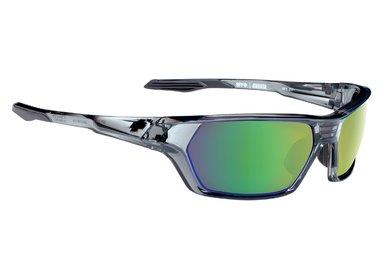 Cyklistické okuliare SPY Quanta - Ansi Clear Smoke