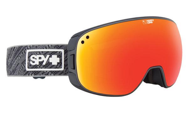 SPY Lyžiarske okuliare BRAVO Knit Gray