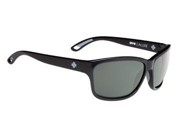 Slnečné okuliare SPY ALLURE - Black Grey green Polar