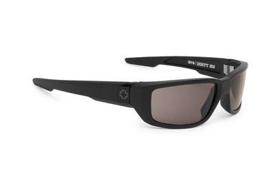 Slnečné okuliare SPY DIRTY MO - Matte Black - polar