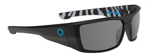 Slnečné okuliare SPY DIRK - Livery Matte Black