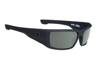 Slnečné okuliare SPY DIRK - Soft Matte Black - happy