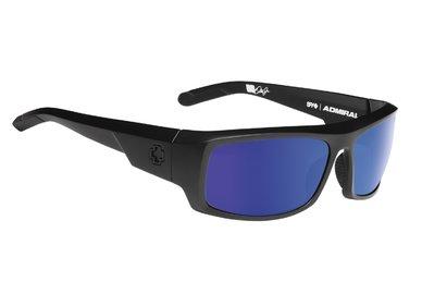 Slnečné okuliare SPY ADMIRAL - Matte Black Blue Polar
