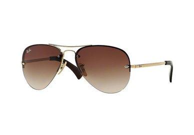 Slnečné okuliare Ray Ban RB 3449 001/13