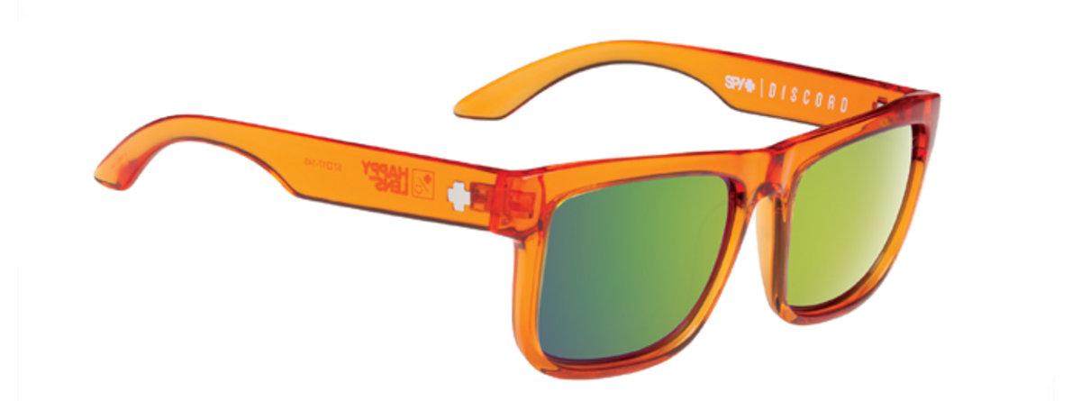 cff21c81b Slnečné okuliare SPY DISCORD Trans Orange - Cena 96,00 € Kup-Šošovky.sk