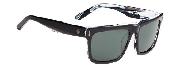 Slnečné okuliare SPY BRODERICK - Black Horn -  happy