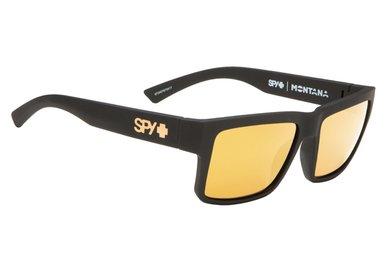 Slnečné okuliare SPY MONTANA Mt.Black / Gold - Happy