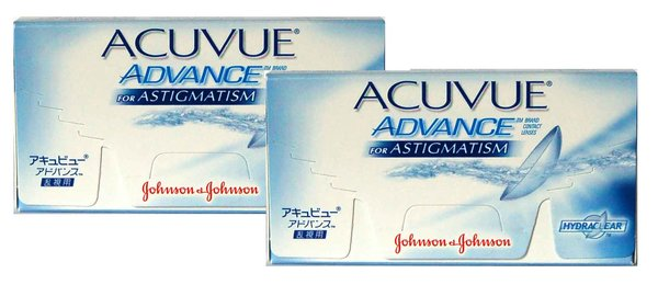Acuvue Advance for Astigmatism (6 šošoviek)Výpredaj