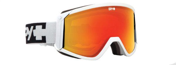 SPY Lyžiarske okuliare RAIDER - White