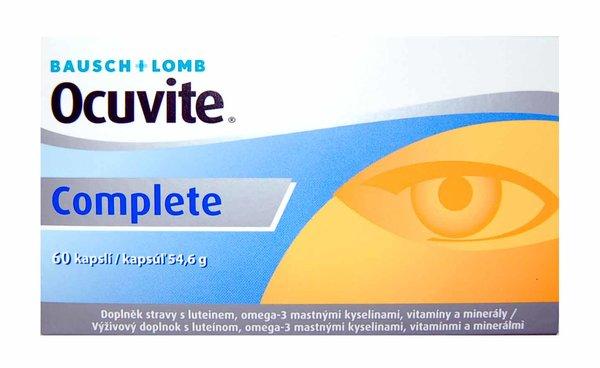 Ocuvite Complete 60 tabliet - exp.06/2017