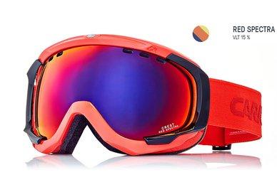 Lyžiarske okuliare Carrera CREST SPH - červené/red
