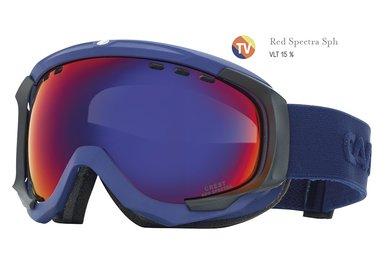 Lyžiarske okuliare Carrera CREST SPH - modré/red