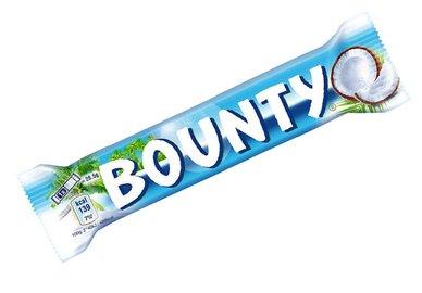 Tyčinka Bounty  57 g
