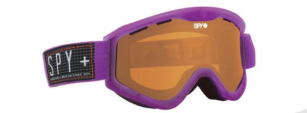 SPY Lyžiarske okuliare T3 - Translucent / Persimmon