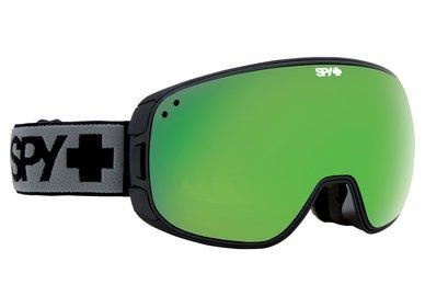 SPY Lyžiarske okuliare BRAVO - Black Green