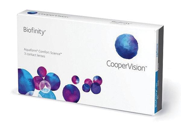 Biofinity (3 šošovky) - Výpredaj - EXP.12/2021