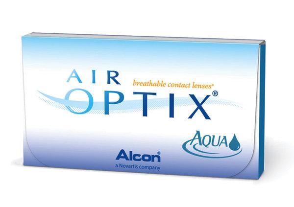AIR Optix Aqua (3 šošovky) - exp.2019
