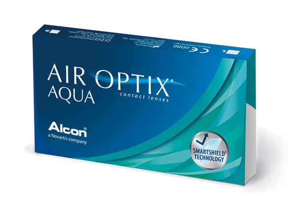 Air Optix Aqua (6 šošoviek) - exp.06/2020