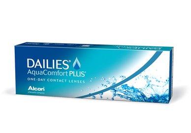 Dailies Aqua Comfort Plus (30 šošoviek) - exp.2021