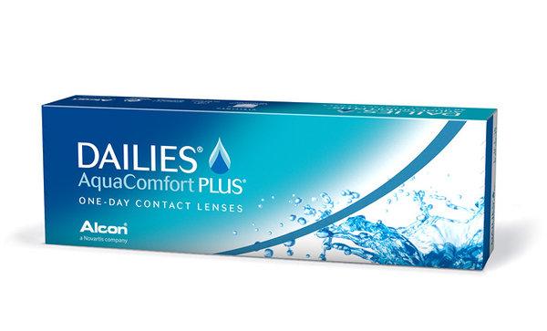 Dailies Aqua Comfort Plus (30 šošoviek) - exp.2019