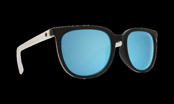 Slnečné okuliare SPY FIZZ Black/Crystal