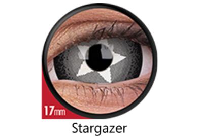 ColourVue Crazy šošovky 17 mm - Stargazer (2 ks ročné ) - nedioptrické