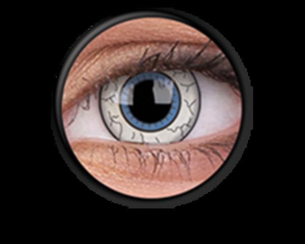 ColourVue Crazy šošovky - Comic Eye (2 ks trojmesačné) - nedioptrické - exp.01/2020