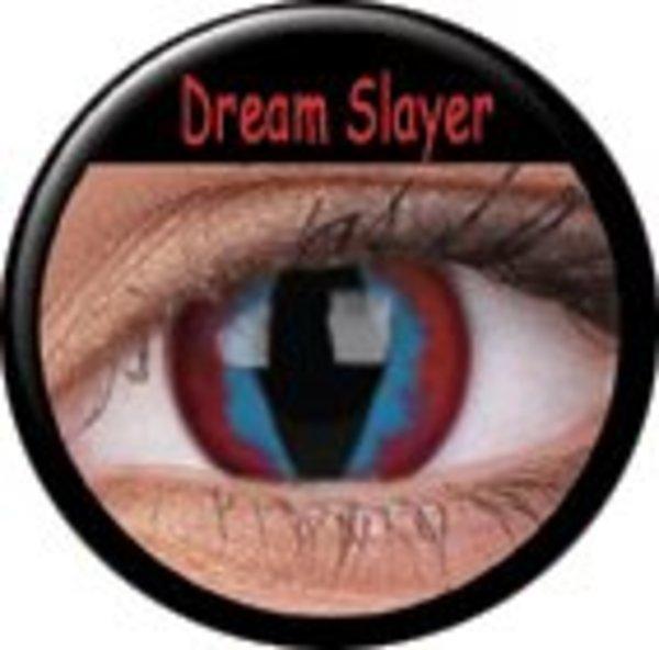 ColourVue Crazy šošovky - Dream Slayer (2 ks trojmesačné) - nedioptrické - exp.01/2020