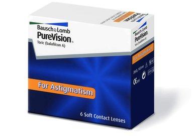 PureVision Toric (6 šošoviek) - výpredaj 2020