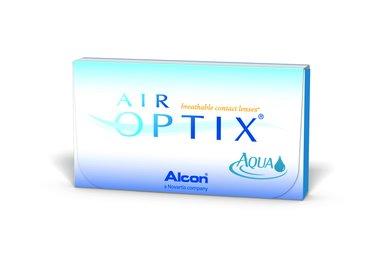 AIR Optix Aqua (6 šošoviek) - Výpredaj - EXP. 2022