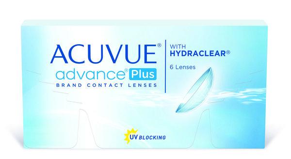 Acuvue Advance Plus (6 šošoviek) - DOPREDAJ