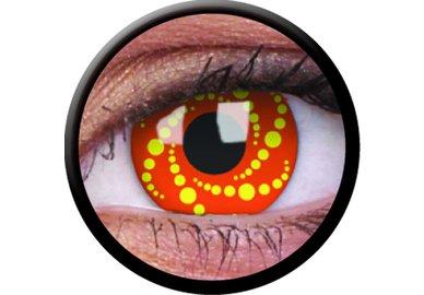 ColourVue Crazy šošovky - Energy (2 ks trojmesačné) - nedioptrické