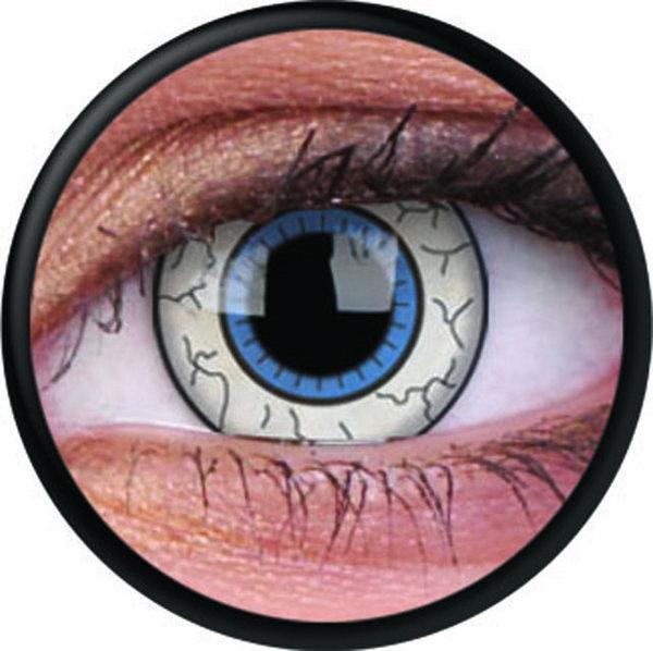 ColourVue Crazy šošovky - Comic Eye (2 ks ročné) - nedioptrické