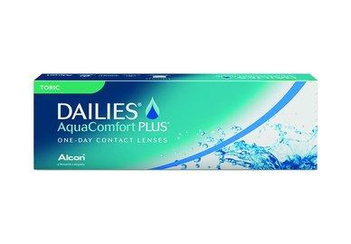 Dailies AquaComfort Plus Toric (30 šošoviek) - výpredaj skladu