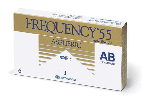 Frequency 55 Aspheric (6 šošoviek) - exp.2020
