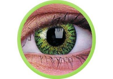ColourVue One-Day dioptrické (10ks, jednodenné) - Green