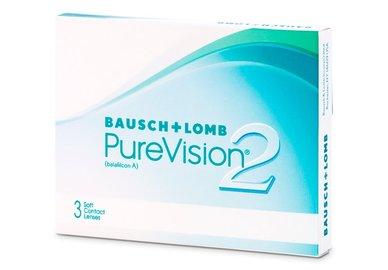 PureVision 2 HD (3 šošovky)