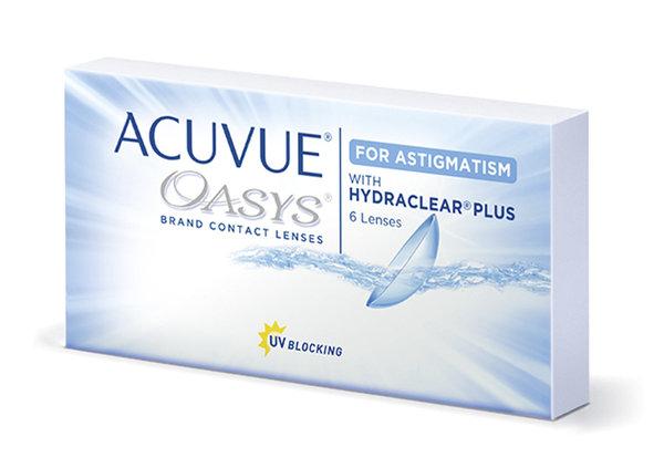 Acuvue Oasys for Astigmatism ( 6 šošoviek ) - Výpredaj - Exp. 2021